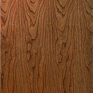 Showplace Milan slab veneer door style