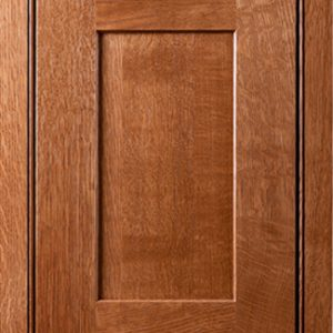 Showplace Pendleton MDF flat panel door style