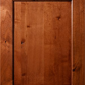 Showplace Sterling all wood flat panel door style