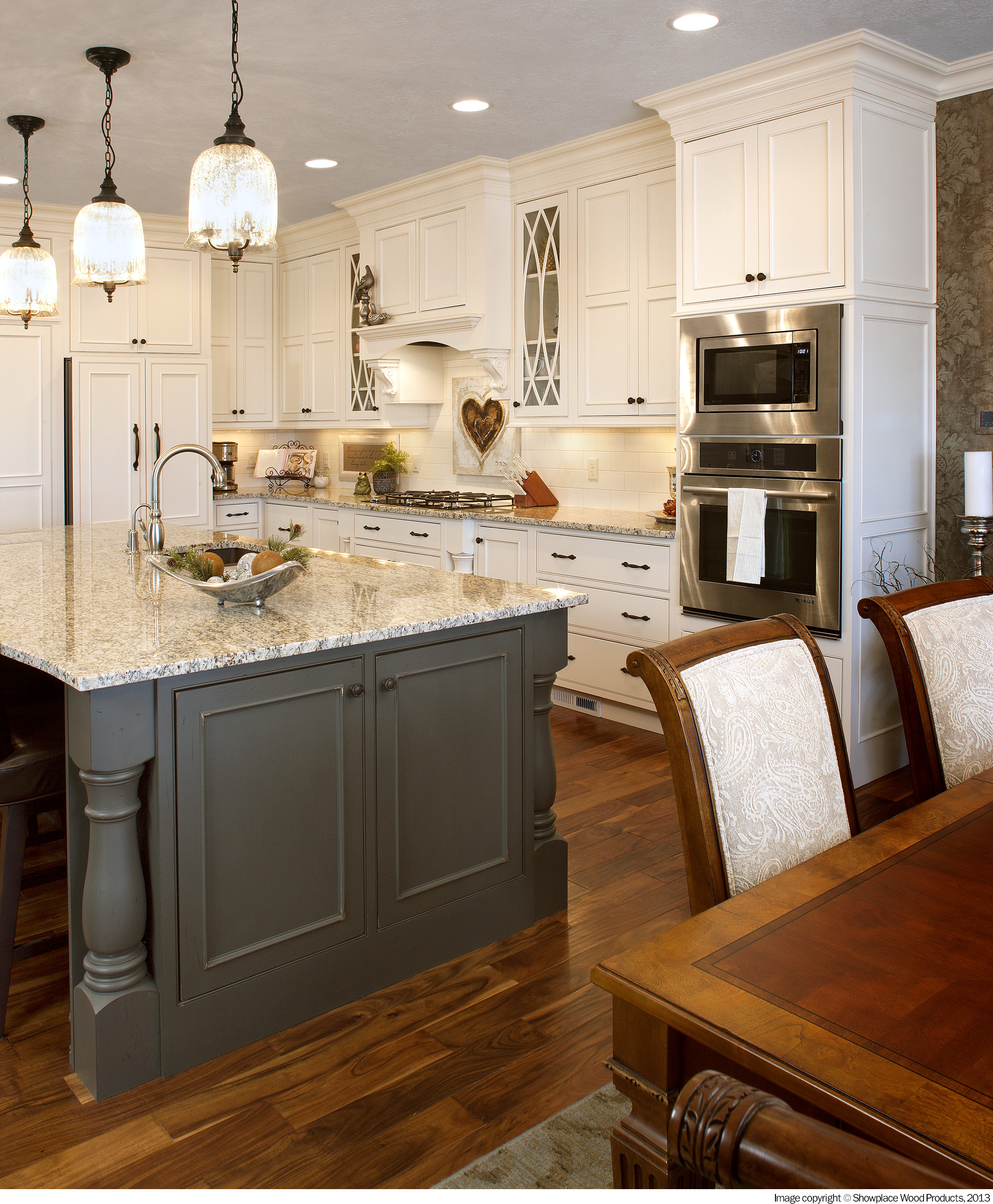 Kitchen Styles The Popular Farmhouse Kitchen Cabinet Collection
